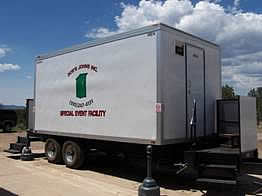 Luxury Portable Restroom Rentals Provided By Bob S Johns
